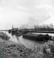 Barges at Selby Docks